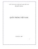 Ebook Quốc phòng Việt Nam - Bộ Quốc phòng
