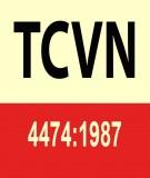 Tiêu chuẩn Việt Nam TCVN 4474:1987