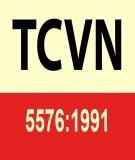 Tiêu chuẩn Việt Nam TCVN 5576:1991