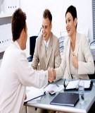Dùng từ khóa trong phỏng vấn tuyển dụng