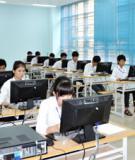 Đề thi trắc nghiệm tin học đại cương - Hệ điều hành và Window