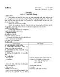 Giáo án lớp 4 năm 2011 - Tuần 14