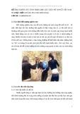 ĐỀ TÀI: NGHIÊN CỨU TÌNH TRẠNG BẠO LỰC GIỮA NỮ SINH Ở VIỆT NAM