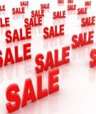 Kỹ năng bán hàng - Người bán hăm hở, người mua hững hờ
