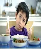 Dinh dưỡng cho trẻ năm đầu đời