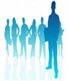 Bài tập môn quản trị doanh nghiệp