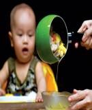 Vai trò của protein và lysine trong dinh dưỡng trẻ em