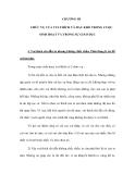 CHỨC VỤ CỦA VUI THÍCH VÀ ĐAU KHỔ TRONG CUỘC SINH HOẠT VÀ TRONG SỰ GIÁO DỤC