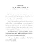 CHƯƠNG XXII LÒNG YÊU SỰ THỰC VÀ TÍNH NÓI DỐI