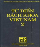 từ điển bách khoa việt nam (tập 2): phần 4 - nxb từ điển bách khoa