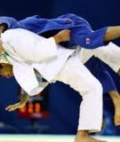 Một số kỹ thuật té ngã trong Judo : Mae Ukemi