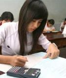 Đề thi thử đại học môn sinh học 2011 - Đề số 9