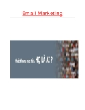 Báo cáo về Email Marketing