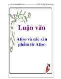 Luận văn: Atiso và các sản phẩm từ Atiso