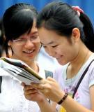 30 đề thi thử môn Tiếng Anh