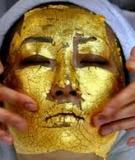 Làm đẹp từ vàng