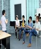 Mẫu câu cơ bản tiếng Hàn quốc