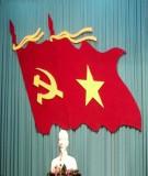 Đề cương ôn tập Đường lối cách mạng Đảng Cộng sản việt nam