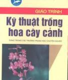 Giáo trình Kỹ thuật trồng hoa cây cảnh part 6