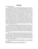 Giáo trình Hình thái giải phẩu học thực vật part 1