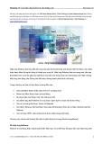Giáo Trình Photoshop CS - Chương 17