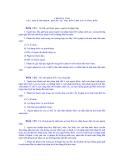 CHƯƠNG XIII CÁC TỘI XÂM PHẠM QUYỀN TỰ DO, DÂN CHỦ CỦA CÔNG DÂN
