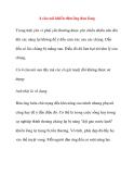 4 câu nói khiến đàn ông đau lòng