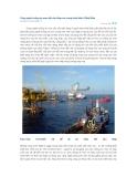 Công nghệ chống ăn mòn kết cấu thép các công trình biển ở Nhật Bản