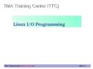 Lập trình Linux IO