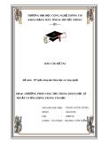 Luận văn: Phương pháp sáng tạo trong khoa học kĩ thuật và ứng dụng trong tin học