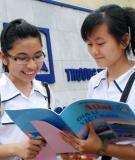Đáp án và đề thi tốt nghiệp THPT năm 2011 môn Địa - Hệ giáo dục THPT