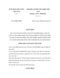 Quyết định số 929/QĐ-NHNN