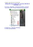 Hướng dẫn đóng gói phần mềm visual basic kết nối cơ sở dữ liệu Access