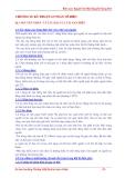 Chương VI: Kỹ thuật an toàn về điện