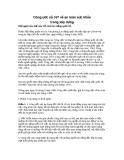 Công ước số 167 về an toàn sức khỏe trong xây dựng
