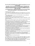 28TCN130:1998: Cơ sở chế biến thủy sản - điều kiện đảm an toàn vệ sinh thực phẩm