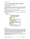 Tìm hiểu hệ quản trị cơ sở dữ liệu ORACLE SERVER phần 5