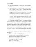 Luận văn tốt nghiệp: Lợi ích của quỹ BHXH tại Việt Nam phần 7