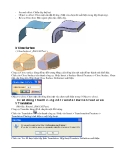 Hướng dẫn thiết kế chi tiết ( Part Design) trong CATIA phần 6