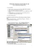 Hướng dẫn cách thiết lập cho phép máy tính truy cập từ xa và làm máy chủ FPT