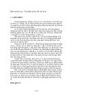 Giáo trình tin học : Tìm hiểu một sơ đồ chữ kí số phần 1
