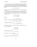 Giáo trình tin học : Tìm hiểu một sơ đồ chữ kí số phần 2