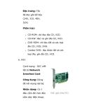 Quá trình hình thành định nghĩa về những thiết bị máy tính trong mô hình cấu tạo mạng LAN và WAN p9