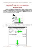 Quá trình hình thành giáo trình cách tạo ra các đoạn phim tương tác bằng hiệu ứng movie flash và motion tween p8