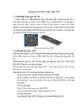 Chương II: Tìm hiểu vi điều khiển AVR