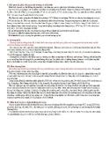 Ôn tập : Sinh học 12 phần 10