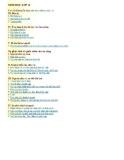 Ôn tập : Sinh học 12 phần 1