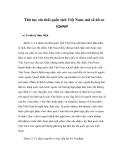 Thủ tục xin thôi quốc tịch Việt Nam, mã số hồ sơ 026969