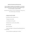 HƯỚNG DẪN ĐÁNH GIÁ HỒ SƠ DỰ THẦU CUNG CẤP DỊCH VỤ ĐO ĐẠC ĐẤT ĐAI ĐỂ PHỤC VỤ CẤP GIẤY CHỨNG NHẬN QUYỀN SỬ DỤNG ĐẤT, QUYỀN SỞ HỮU NHÀ Ở VÀ TÀI SẢN KHÁC GẮN LIỀN VỚI ĐẤT