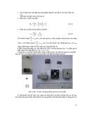 Giáo trình bài giảng Kỹ thuật điện tử part 2